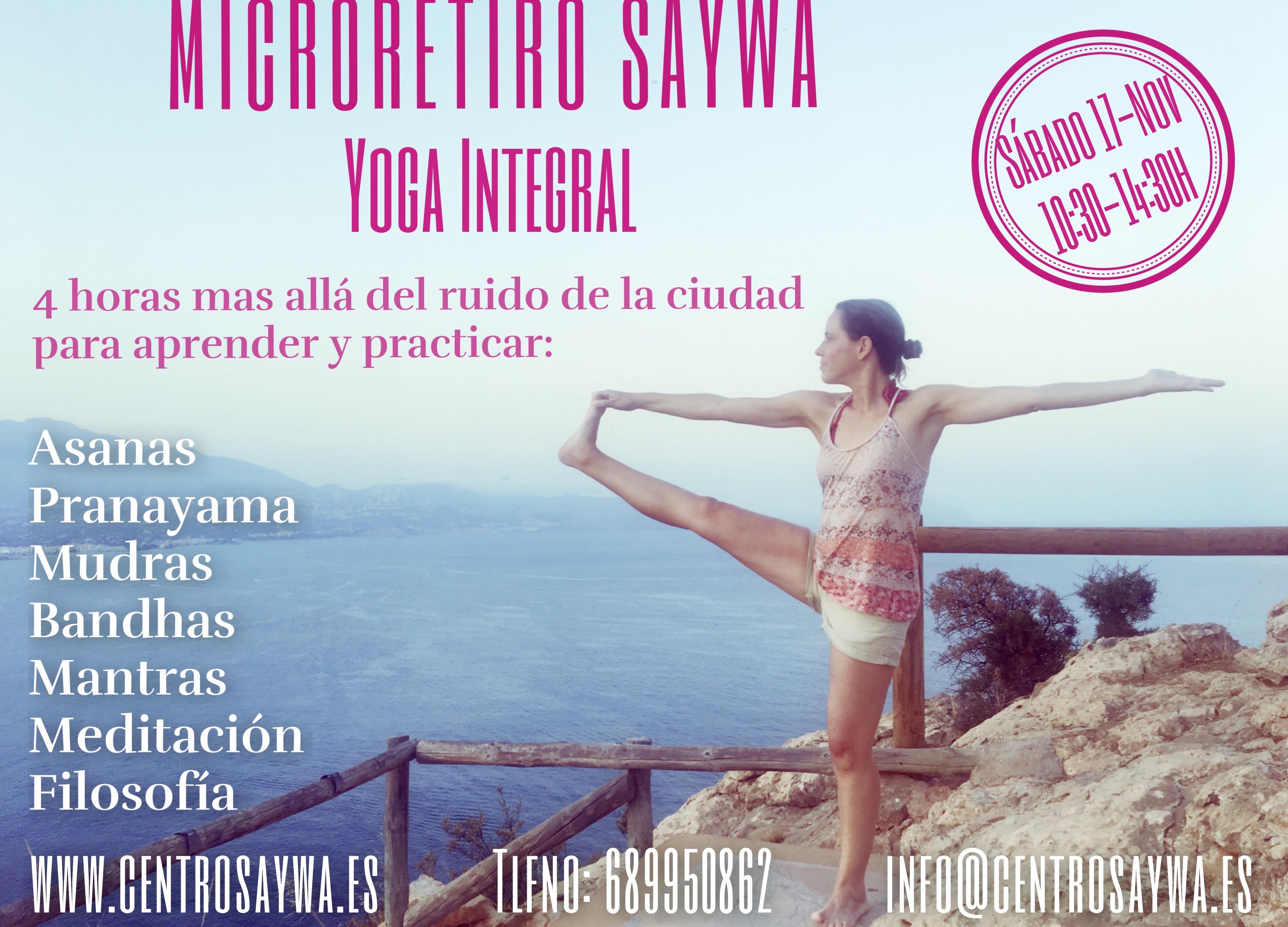 Saywa Yoga Integral