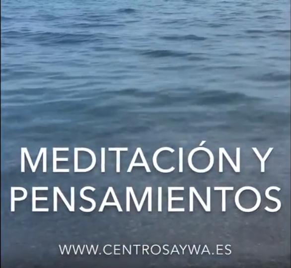 Meditación, Yoga y Pensamientos